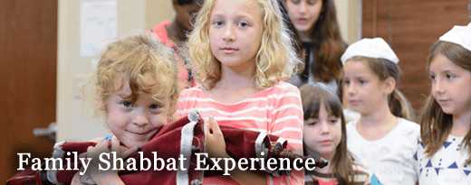 August Family Shabbat Experience