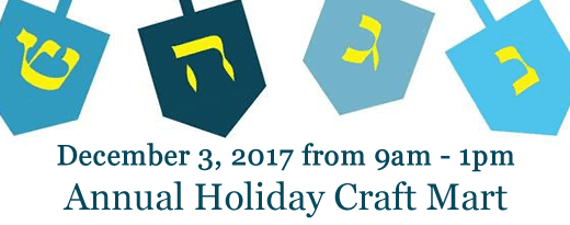 Annual Holiday Craft Mart
