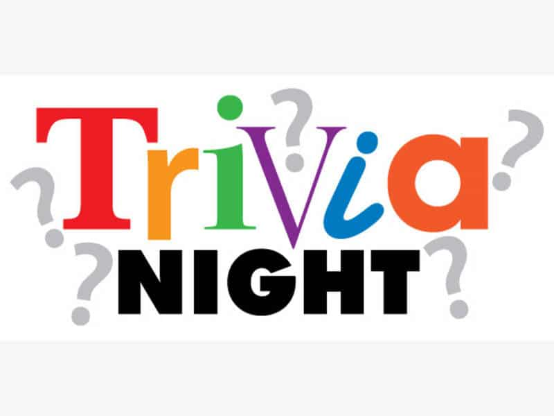 Temple Shalom Trivia Night!