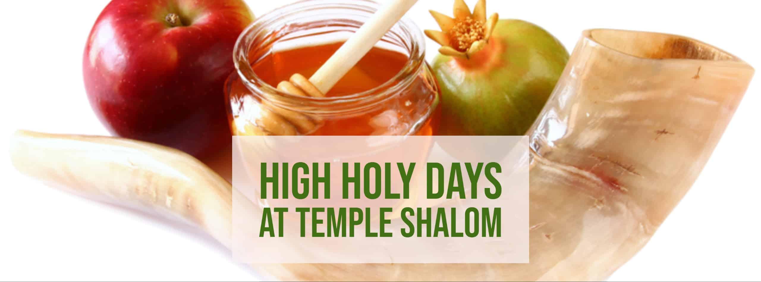 TS High Holy Days 2